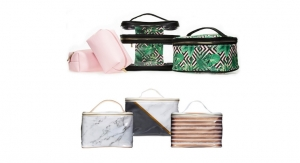 Cosmopolitan Launches Cosmetic Bags with Gina Concepts