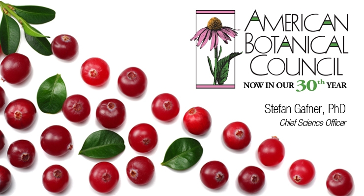 Podcast: Cranberry Market Update with Dr. Stefan Gafner of ABC