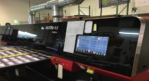 Northeast Color is First User of EFI's VUTEk h Hybrid LED Inkjet Platform