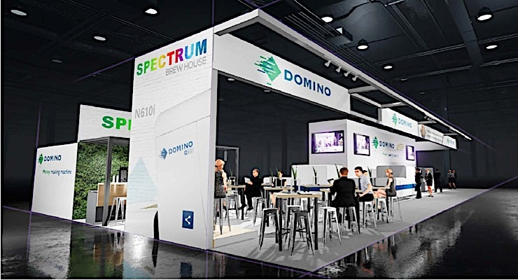 Domino announces schedule and presenters for Labelexpo Americas