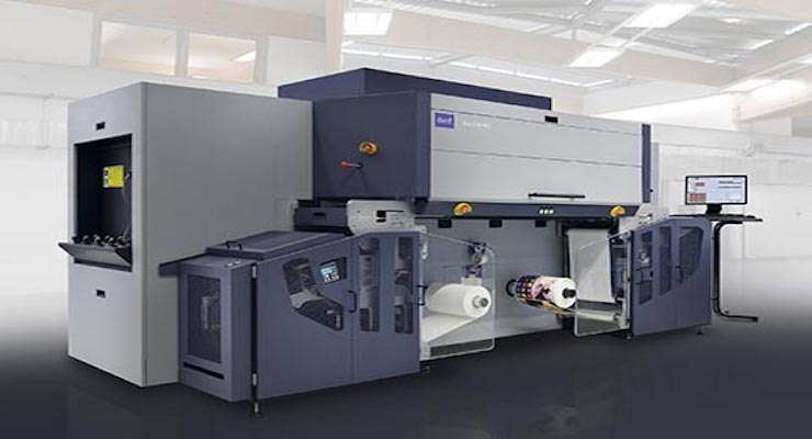 Durst Showcases UV Inkjet Single Pass Printing Technology at Labelexpo Americas 2018