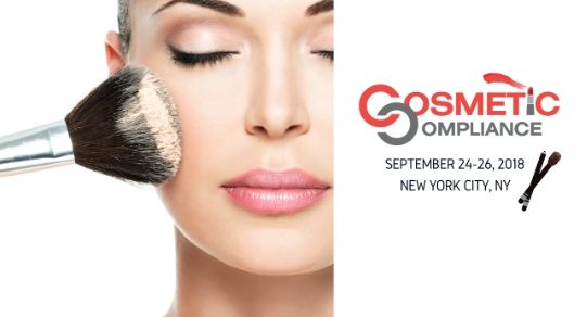 Register for Cosmetic Compliance Conference