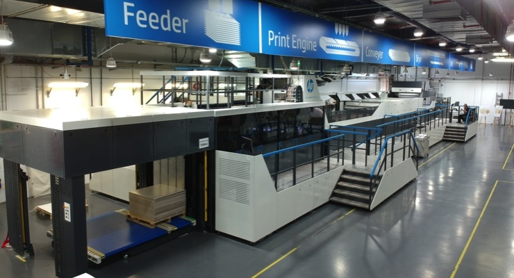 The BoxMaker Chooses HP PageWide C500 Press