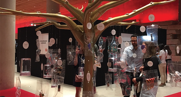 This year's Innovation Tree branched out to 35 products.