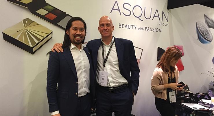 Asquan: Jonathan Chung (L); Henri Tinchant