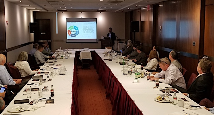 Dalim Software hosts 'Lunch and Learn' event in New York