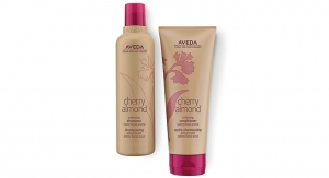 Aveda Picks A Favorite for Re-Launch: Cherry Almond