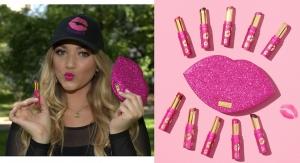 Tarte Promotes National Kiss and Makeup Day