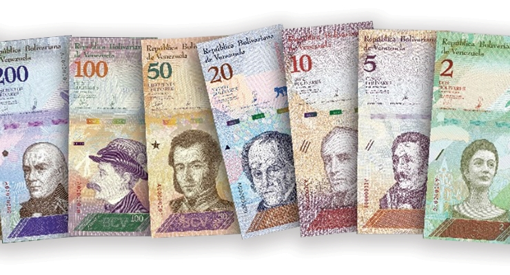 Venezuela Reissues Bolivar to Fight Inflation