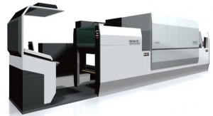 Komori Plans to Field Test Impremia NS40 Nanographic System