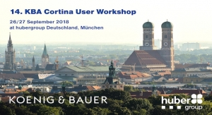 hubergroup Hosts KBA Cortina User Workshop