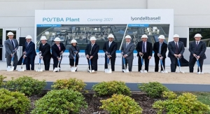 LyondellBasell Begins Construction of World