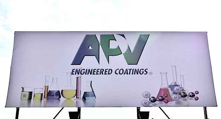 APV Launches Anti-Microbial Capabilities to Vynguard Line of Finishes at 2018 IFAI Expo