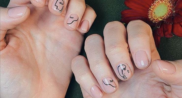 Strange Nail Art