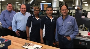 Labelmaster Expands with Nilpeter Press