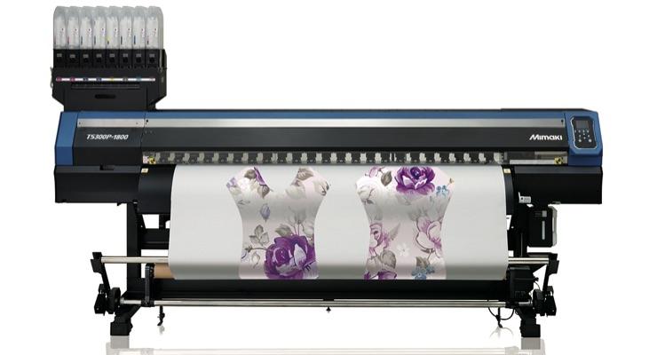 Mimaki Slashes TS300P-1800 Price in EMEA-Wide Campaign
