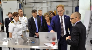 Sherwin-Williams Hosts U.S. Navy Under Secretary During Cleveland Navy Week
