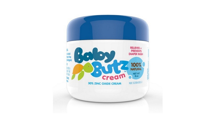Baby Butz Cream Launches at Target
