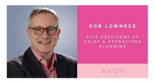 Avon Appoints First-Ever VP of Sales & Operations