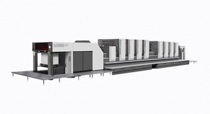 NextPage Installs Eight-Color Komori Lithrone GL40 with H-UV