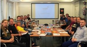 Latvian Printers Visit Epple Druckfarben