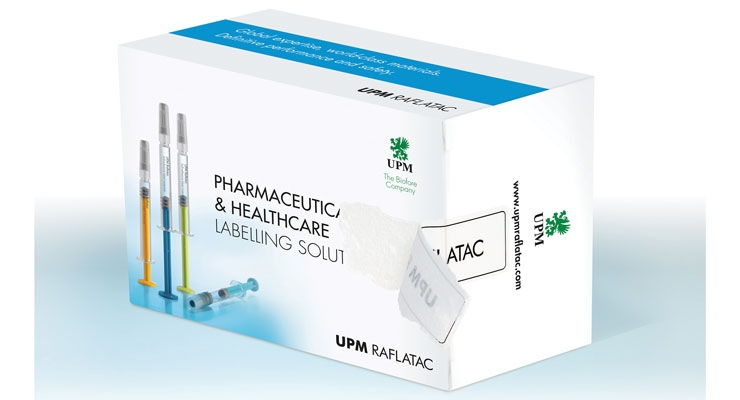 UPM Raflatac offers a wide range of materials suitable for  pharmaceutical labeling, from papers to BOPP and PET films.
