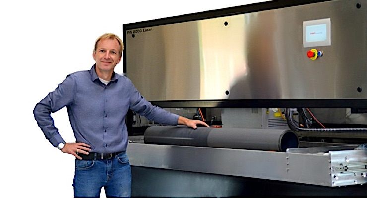 Flexo Wash launches new Laser Anilox Cleaner