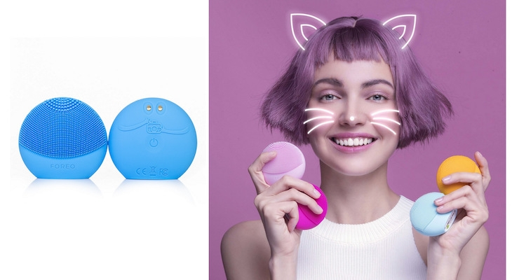 Foreo Launches Smart Facial Cleansing Device