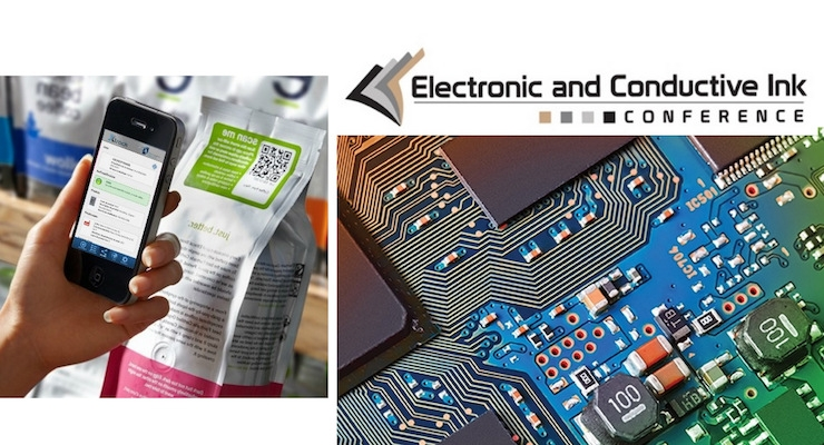 Electronic and Conductive Inks Conference to Focus on Smart Packaging