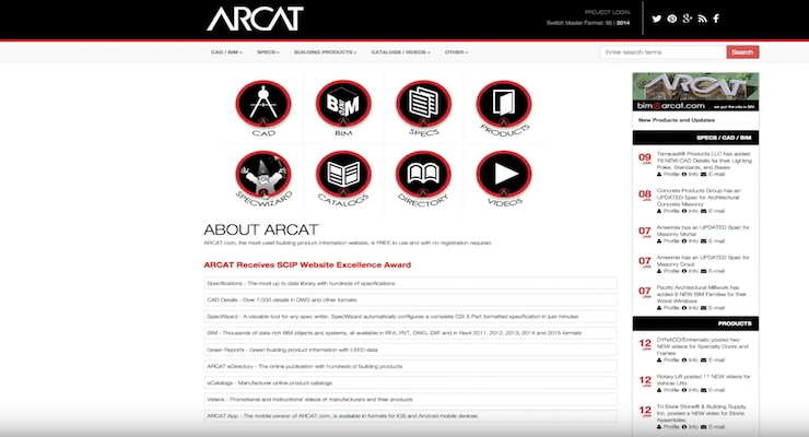 APV Engineered Coatings Partners with ARCAT, SpecWizard