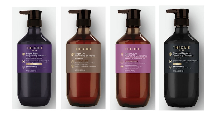 Theorie Sage Hair Care Launches in Canada