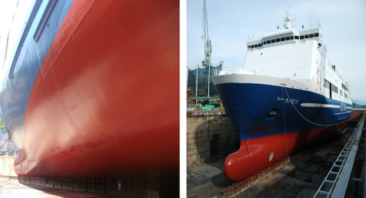 Nippon Paint Marine Introduces Biocide-Free SPC Antifouling