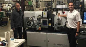 Liberty Marking installs first Colordyne 2800 Series Mini Laser Pro