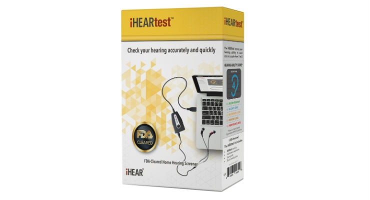 FDA OKs iHEARtest, the First Cleared Home Hearing Assessment Kit
