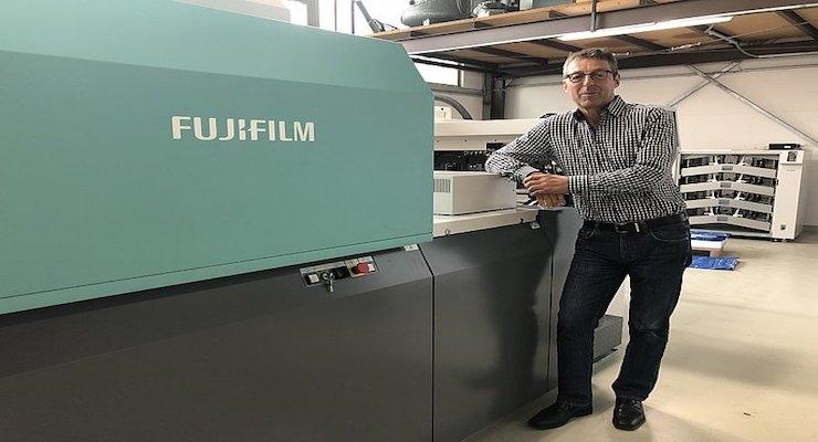 KL Druck Purchases Fujifilm Jet Press 720S