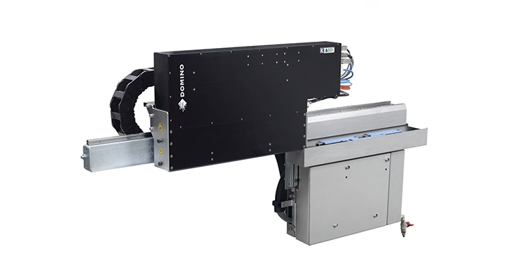 Domino Showcases Digital Printing Solutions at ALL4PACK 2018