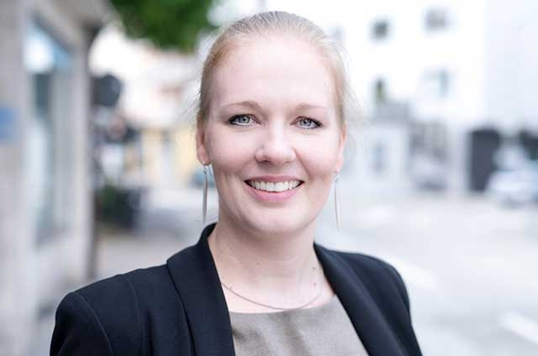 Carolin Balke is the New Head of Purchasing for Epple Druckfarben AG