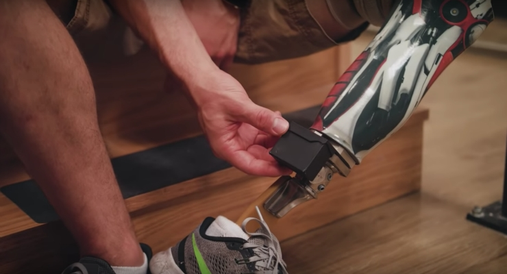 Hanger and AT&T Create Industry-First, Network-Connected Device for Prosthetic Limbs