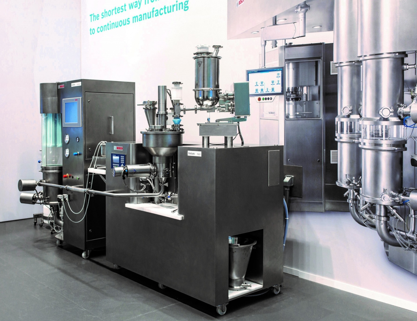 Bosch Packaging To Showcase OSD Lab Equipment - Contract Pharma