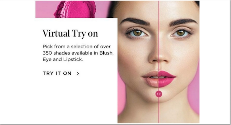 Paris Launches New Virtual Try On Tool