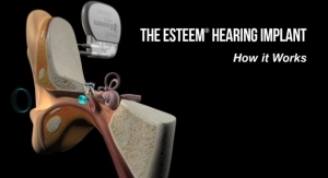 Fully Implanted Esteem Hearing Device Receives FDA Approval for MR-Conditional Labeling