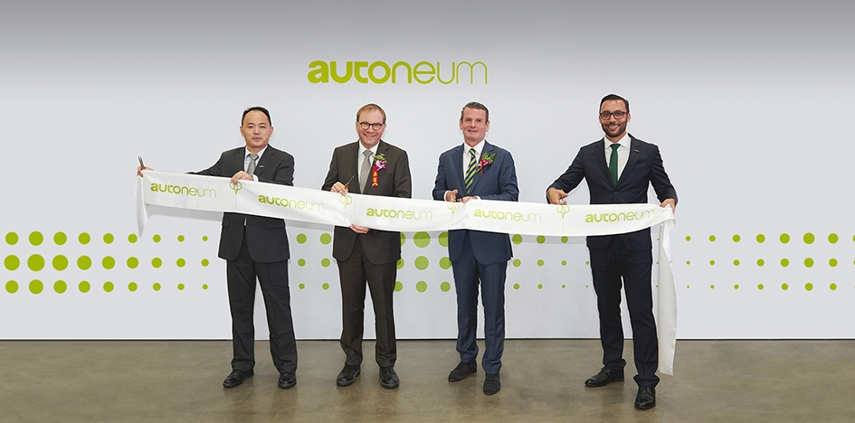 Autoneum Adds Two Sites in China