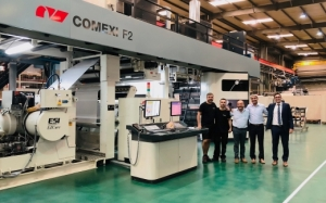 Comexi, Vishal Containers Strengthen Commercial Relationship Due to Flexo EB Technology
