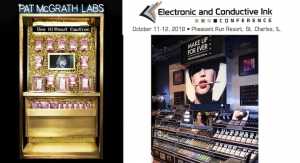 Smart Packaging in Cosmetics is Focus of Conductive Ink Panel