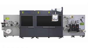 mprint showcases mlabel GEN3 UV inkjet hybrid