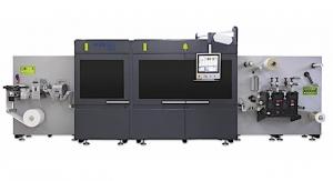 mprint showcases mlabel GEN3 UV inkjet hybrid