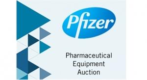 September 2018: Pfizer Equipment Auction