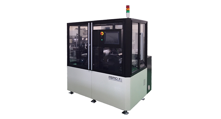 Komori, Seria Partner on Pepio F6 for Printed Electronics Applications