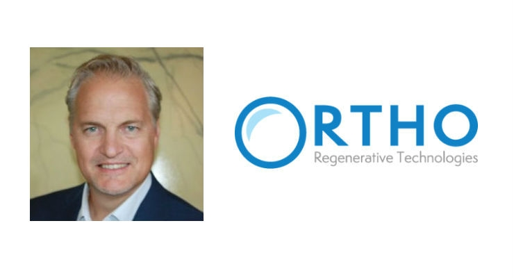 Ortho Regenerative Technologies Appoints New CFO