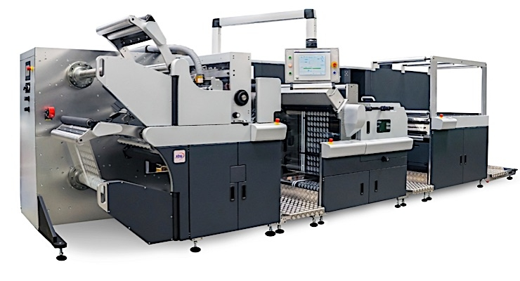 ABG introduces new inline coating machine for HP Indigo 20000